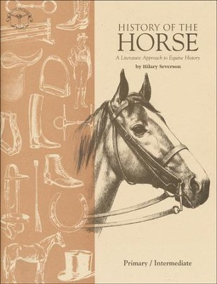 History of the Horse   -     By: Rea C Berg