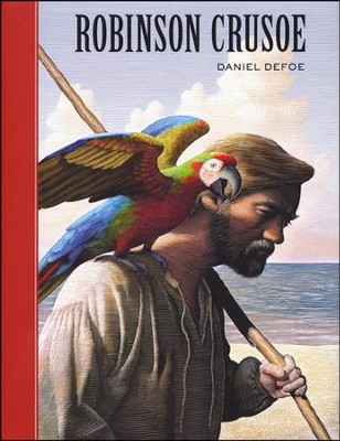 Robinson Crusoe - Slightly Imperfect  -     By: Daniel Defoe
