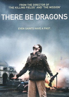 There Be Dragons, DVD   -