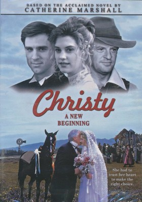 Christy: A New Beginning, DVD   -