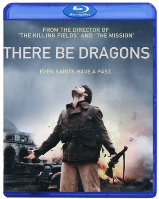 There Be Dragons, Blu-ray   -