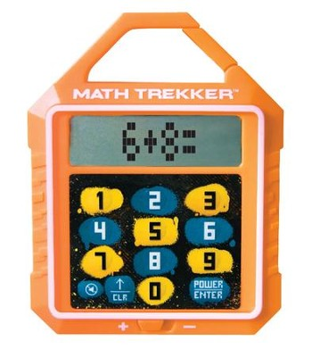 Math Trekker: Addition and Subtraction   -