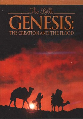 Genesis: The Creation and the Flood, The Bible DVD Series   -