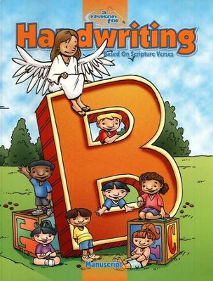 A Reason For Handwriting: Manuscript B--Student Worktext, Grade 2   -     By: Carol Ann Retzer, Eva Hoshino
