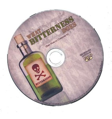 What Bitterness Does Audio CD  -     By: Dr. S.M. Davis