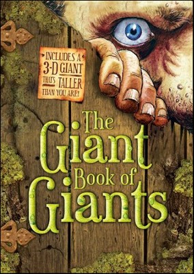 Giant Book of Giants  -     By: Saviour Pirotta     Illustrated By: Mark Robertson