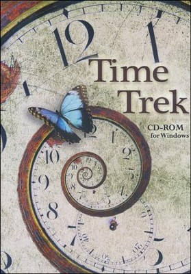 TimeTrek: The Collection on CD-ROM, Windows Edition   -