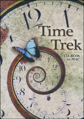 TimeTrek: The Collection on CD-ROM, Macintosh Edition   -