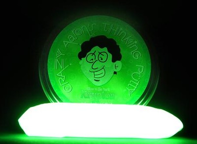 Krypton Glow-in-the-Dark Putty   -