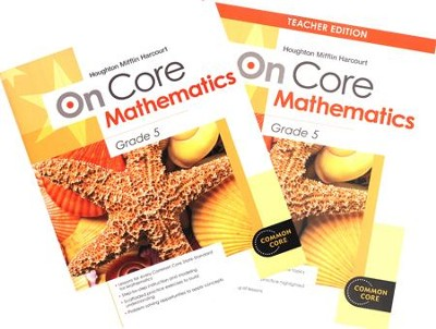 On-Core Mathematics Grade 5 Bundle   -