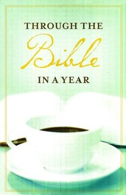 Through the Bible in a Year (pack of 25)  -
