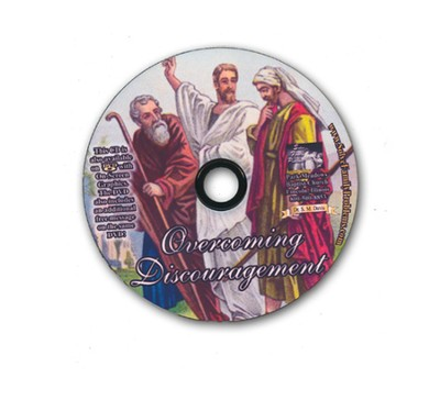 Overcoming Discouragement Audio CD  -     By: Dr. S.M. Davis