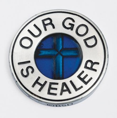 God Is Healer Pocket Token   -
