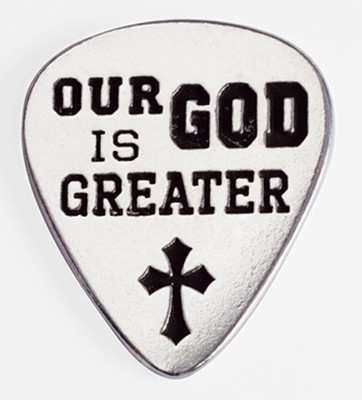 God Is Greater Pocket Token   -