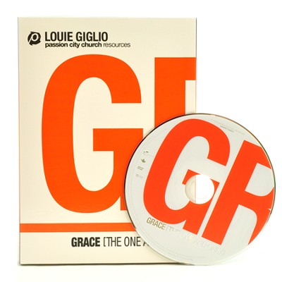 Grace [The One and Only], DVD   -     By: Lou Giglio