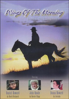 Wings Of The Morning DVD  -