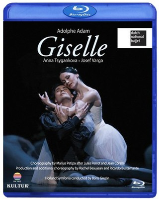 Giselle: Dutch National Ballet, Blu-ray   -