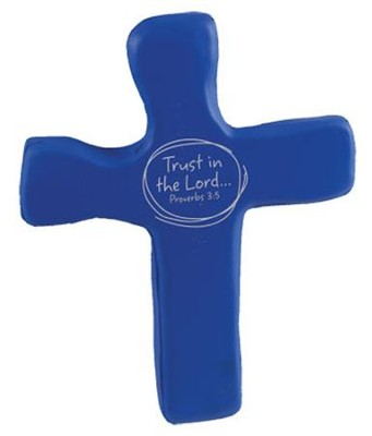 Trust in the Lord Calming Cross  -