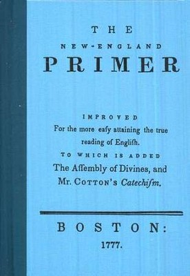 The New England Primer  -     By: David Barton