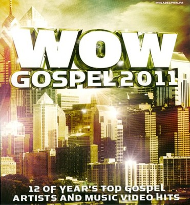 WOW Gospel 2011, DVD   -