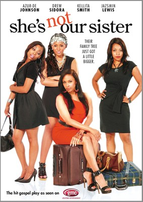 She's Not Our Sister, DVD   -