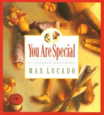 Max Lucado's Wemmicks: You Are Special, Picture Book   -     By: Max Lucado