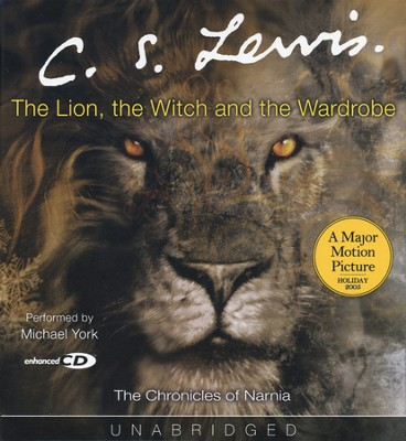 The Chronicles of Narnia:  The Lion, the Witch, and the Wardrobe - Unabridged Audiobook on CD - Slightly Imperfect  -     By: C.S. Lewis