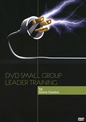 DVD Small Group Leader Training, 3 DVDs & 1 PDF  -     By: Steve Gladen