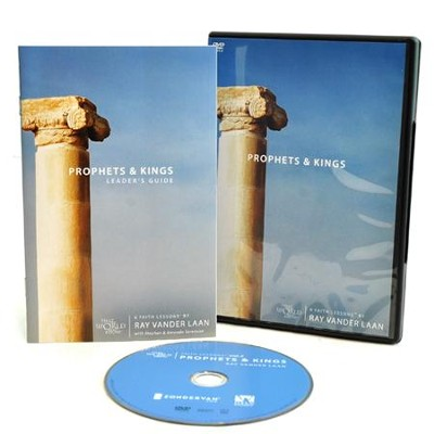 Prophets & Kings Of Israel DVD, Faith Lessons Volume 2   -     By: Ray Vander Laan