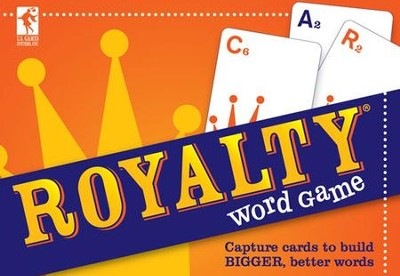Royalty Word Game   -