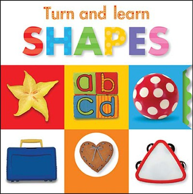 Turn And Learn: Shapes  -