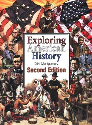 Exploring American History, Second Edition, Grade 5   -     By: D.H. Montgomery