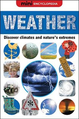 Mini Encyclopedias - Weather  -