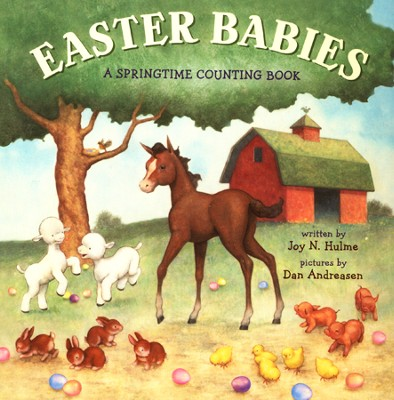 Easter Babies  -     By: Joy N. Hulme