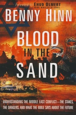 Blood In The Sand  -     By: Benny Hinn