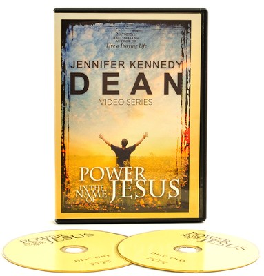 Power in the Name of Jesus Video Series   -     By: Jennifer Kennedy Dean