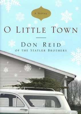 O Little Town, Mt. Jefferson Series #1   -     By: Don Reid