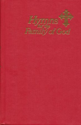Hymns for the Family of God (Red)   -