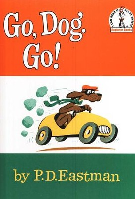 Go, Dog. Go! An I Can Read It All By Myself Beginner Book   -     By: Dr. Seuss