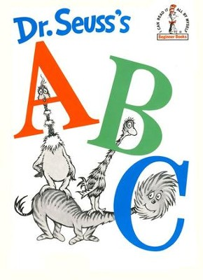 Dr. Seuss's ABC, An I Can Read It All By Myself Beginner Book   -     By: Dr. Seuss