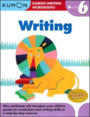 Kumon Writing, Grade 6   -