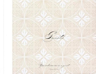 Wedding Guest Book  -