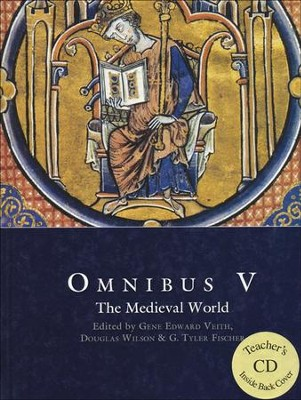 Omnibus 5 Text with Teacher CD-ROM   -     By: Douglas Wilson
