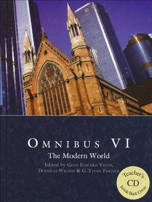Omnibus 6 Text with Teacher CD-Rom   -     By: Douglas Wilson