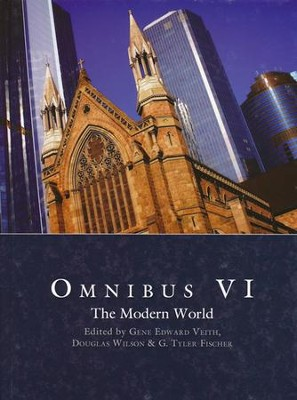 Omnibus 6 Student Text   -     By: Douglas Wilson