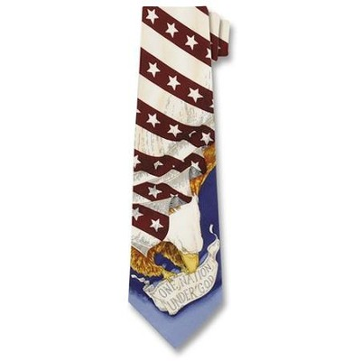 One Nation Under God, Adult Tie   -