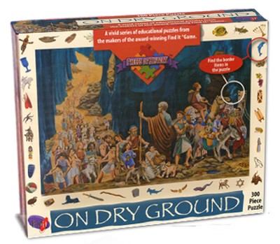 On Dry Ground Puzzle   -