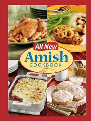 All New Amish Cookbook  -