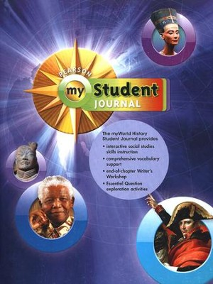 myWorld History Student Workbook   -