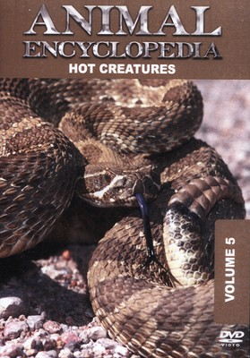 Animal Encyclopedia Volume 5: Hot Creatures DVD   -